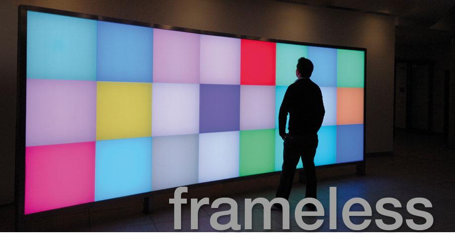 Lightpanel frameless