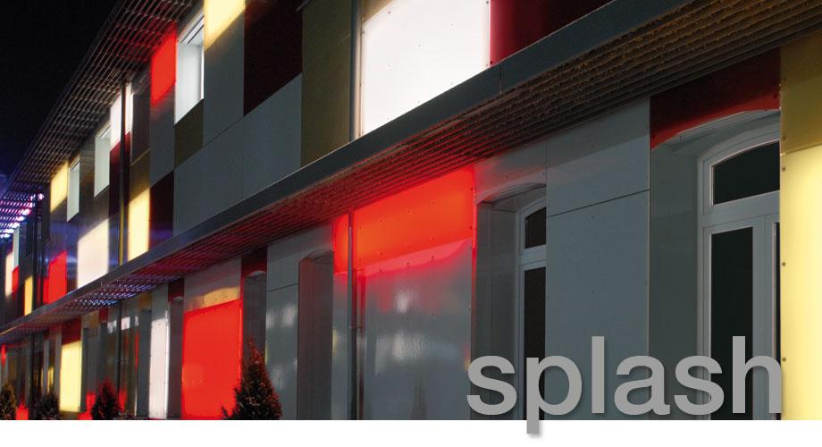 Lightpanel splash